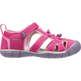 Keen Youth Seacamp II CNX Sandals Very Berry/Lilac Chiffon